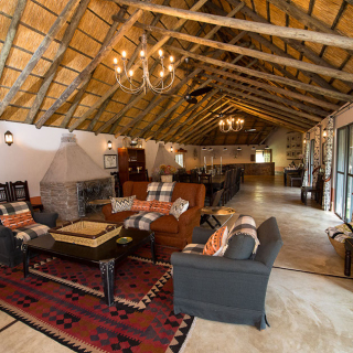 Camelthorn-Lodge